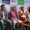 Richa Chadda interacts with the media at the Mumbai Press Conference: Trivial Disasters
