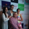 Cyrus Sahukar, Atul Kumar, Richa Chadda and Kalki Koechlin pose for the media