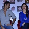 Ajay and Kareena at Singham Returns Merchandise Launch