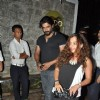 R. Madhavan along with wife Sarita Birje was spotted at Nido