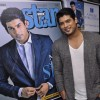 Siddharth Shukla poses with the Starweek Magazine Poster at the Launch