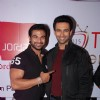 Mohammad Nazim and Nandish Sandu was seen at the Telly House Calendar Launch
