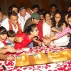 Rajan Shahi' celebration for the completion of Yeh Ristha Kya Kehlata Hai's 1500 episodes