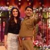 Kareena Kapoor Khan with Kapil Sharma on CNWK 100 episode