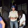 Sidharth Malhotra snapped at Nido