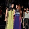Tanishaa Mukerji with Kajol