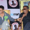 Akshay Kumar and Prakash Raj were seen laughing a the Promotion of Entertainment in South India