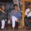Raj Thackeray, Vikran Gokhale and Sanjay Narvekar at the Celebration of 100 Shows of Gholat Ghgol