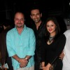 Raju Kher, Nandish Sandhu and Rashmi Desai at the Music Launch of Plot 666- Restricted Area
