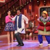 Mithun Chakraborty shakes a leg with Palak on Comedy Nights with Kapil