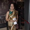 Sushmita Mukherjee was seen at the Premiere of 100 Foot Journey hosted by Om Puri