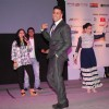 Akshay Kumar performs at the Premiere of movie 'Entertainment'