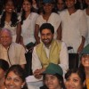 Abhishek Bachchan at Yuvak Biradri's 40th Anniversary