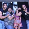 Rannvijay, Kavin and Salil show off their muscles at the Trailer Launch of 3 AM