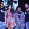 Rannvijay, Anindita, Kavin and Salil pose for the media at the Trailer Launch of 3 AM