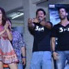 Rannvijay, Anindita and Salil were seen having a blast at the Trailer Launch of 3 AM
