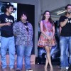 Salil interacts with the crowd at the Trailer Launch of 3 AM