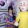 Avika Gor was seen tying rakhi to Nicktoon Patlu