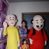 Avika Gor Celebrates Rakshabandhan with Nicktoons Motu and Patlu