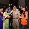 Shastri Sisters celebrate Rakshabandhan with the Delhi Police Force