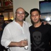 Vatsal Sheth with a friend at Ek Haseena Thi's 100 Episodes Completion Party