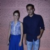 Kalki Koechlin and Cyrus Sahukar at the Play Premiere Show