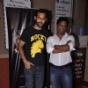 Akhil Kapur and Anand Kumar at the Promotions of Desi Kattey