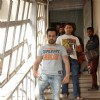Emraan Hashmi was spotted leaving the sets of Captain Tiao
