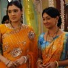 A still of Ambika and Avni