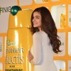 Alia Bhatt at the launch of New Garnier Fructis Shampoo