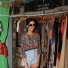 Shibani Dandekar was at the Press Preview of Designer Collaborative Collections