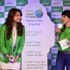 Mandira Bedi interviews Parineeti Chopra at the Whisper 'End of Period Taboos' Event