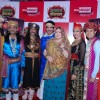 The Cast at the Launch of Big Magic's Akbar Birbal