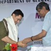 Aamir Khan felicitated at the Communicative Marathi Book Launch
