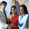 A still image of Ranvir, Ragini and Sadhna