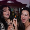 Sanaa Khan with Mansi Pritam at her Birthday Bash