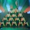 Dancers perform at the Trailer Launch of Happy New Year
