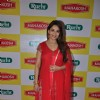 Madhuri Dixit poses for the media at Mahakosh Edible Oils Event