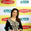Madhuri Dixit gives a beautiful pose for the camera at Mahakosh Edible Oils Event