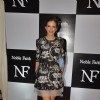 Kalki Koechlin poses for the media at the Birthday Bash cum Launch