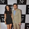 Abhay Deol with Pragya Yadav at the Birthday Bash cum Launch