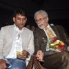 Naseeruddin Shah and Ravi Kissen at the Poetry Festival Organised by Ahtesab Foundation