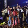Varun Dhawan was seen at the Dahi Handi Celebration in Mumbai