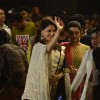 Madhuri Dixit was seen at the Dahi Handi Celebration in Mumbai