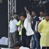 Sunil Pal at the Dahi Handi Celebration in Mumbai