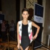 Shibani Dandekar was at Lakme Fashion Week