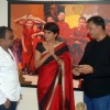 Inauguration of the Painting Exibhition by Umakant Tawade at Hirji Gallery