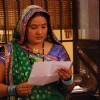 Kaushalya reading a letter