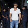 Arjun Kapoor poses for the media at the Launch of Sanjay Kapoor's Movie 'Tevar'