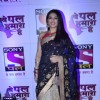 Anjali Mukhi at the Red Carpet of Pal Channel